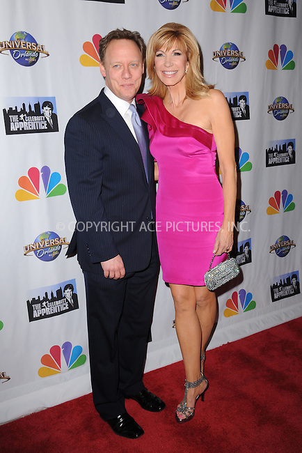 WWW.ACEPIXS.COM<br /> February 16, 2015 New York City<br /> <br /> Steven Fenton and Leeza Gibbons arriving to the Celebrity Apprentice Finale viewing party and post show red carpet on February 16, 2015 in New York City.<br /> <br /> Please byline: Kristin Callahan/AcePictures<br /> <br /> ACEPIXS.COM<br /> <br /> Tel: (646) 769 0430<br /> e-mail: info@acepixs.com<br /> web: http://www.acepixs.com