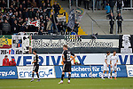 GER - Sandhausen, Germany, March 19: During the 2. Bundesliga soccer match between SV Sandhausen (white) and FC ST. Pauli (grey) on March 19, 2016 at Hardtwaldstadion in Sandhausen, Germany. (Photo by Dirk Markgraf / www.265-images.com) *** Local caption ***