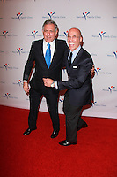 Les Moonves, Jeffrey Katzenberg<br />