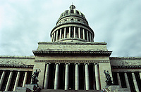 Dome of The Capitol Building, Havana, Cuba