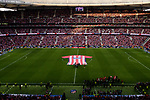 A farewell ceremony for Fernando Torres of Atletico de Madrid during the La Liga match between Atletico Madrid and Eibar at Wanda Metropolitano Stadium on May 20, 2018 in Madrid, Spain. Photo by Diego Souto / Power Sport Images