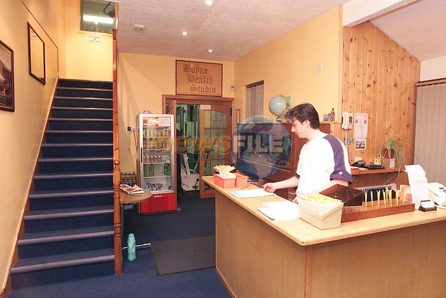 Boyne Health Studio..Picture Paul Mohan Newsfile
