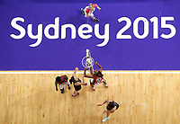 International Netball - 30 Oct 2017