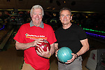 Jerry ver Dorn and Kurt McKinney - 13th Annual Daytime Stars and Strikes Bowling for Autism on April 23, 2016 at Bowler City Lanes in Hackensack, NJ hosted by Jerry ver Dorn and Liz Keifer  (Photo by Sue Coflin/Max Photos)