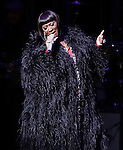 MIAMI, FL - FEBRUARY 5: Patti Labelle performs onstage at The Adrienne Arsht Center for the Performing arts during Jazz Roots a Larry Rosen Jazz Series on February 5, 2016 in Miami, Florida. Credit: MPI10 / MediaPunch