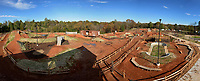 NWA Democrat-Gazette/BEN GOFF @NWABENGOFF<br /> A view of the Railyard Bike Park on Sunday Nov. 1, 2015 in Rogers. A grand opening for the park with dirt jumps, a pump track and pavilion is slated for Nov. 7.