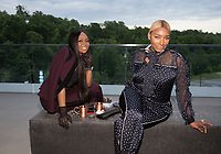 NeNe Leakes Swagg Boutique At MGM National Harbor Ribbon Cutting