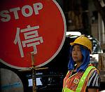 Hong Kong, People, Working, Recreation, Streetlife