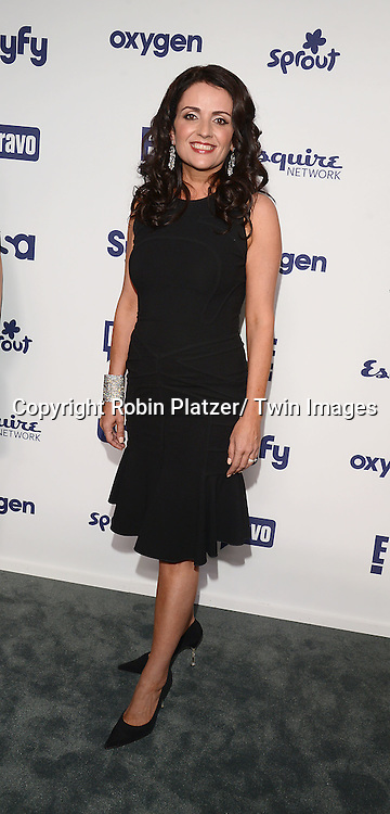 Jenni Pulos attends the NBCUniversal Cable Entertainment Upfront <br /> on May 15, 2014 at The Javits Center North Hall in New York City, New York, USA.
