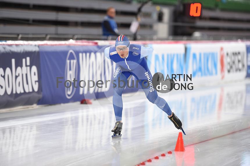 SPEED SKATING: HAMAR: Viking Skipet, 01-02-2019, ISU World Cup Speed Skating, Håvard Bøkko (NOR), ©photo Martin de Jong