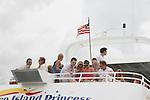 Soap Stars on the Marco Island Princess on the 12th Annual SoapFest - Cruisin' & Schmoozin' on the Marco Island Princess to raise dollars to benefit Marco Island YMCA, theatre program & Art League of Marco Island on May 16, 2010 on Marco Island, FLA. (Photo by Sue Coflin/Max Photos)