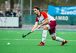 ALMERE - Hockey - Hoofdklasse competitie heren. ALMERE-HGC (0-1) . Patrick Houben (Almere) .    COPYRIGHT KOEN SUYK