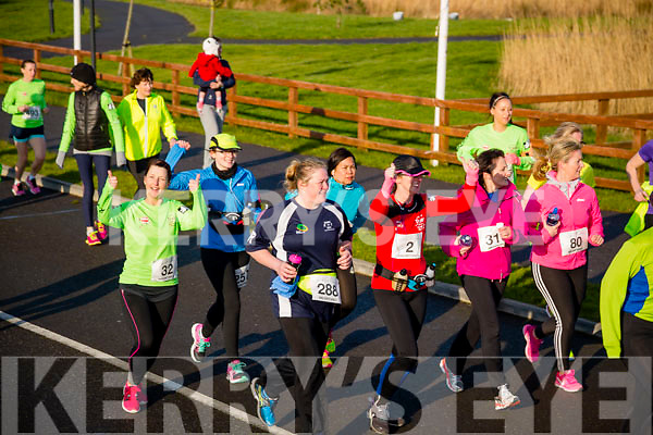participants in the Kerry's Eye Valentines Weekend 10 mile road race on Sunday.