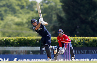Hilton Cartwright of Middlesex in batting action during Middlesex vs Essex Eagles, Royal London One-Day Cup Cricket at Radlett Cricket Club on 17th May 2018