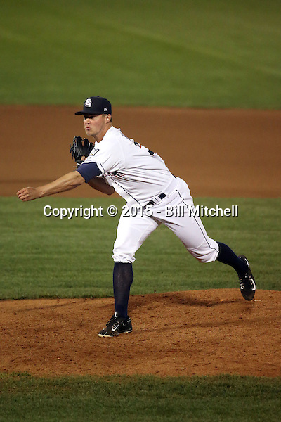 Jed Bradley -2015 Colorado Springs Sky Sox (Bill Mitchell)