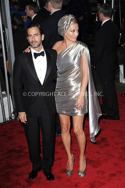WWW.ACEPIXS.COM . . . . . ....May 4 2009, New York City....Marc Jacobs and Kate Moss arriving at 'The Model as Muse: Embodying Fashion' Costume Institute Gala at The Metropolitan Museum of Art on May 4, 2009 in New York City.....Please byline: KRISTIN CALLAHAN - ACEPIXS.COM.. . . . . . ..Ace Pictures, Inc:  ..tel: (212) 243 8787 or (646) 769 0430..e-mail: info@acepixs.com..web: http://www.acepixs.com