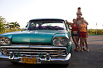 Cuban family proud of its car