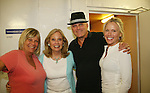 Kim Zimmer - Tina Sloan - Robert Newman - Beth Chamberlin - Day 5, August 4, 2010 - So Long Springfield at Sea - A Final Farewell To Guiding Light sets sail from NYC to St. John, New Brunwsick and Halifax, Nova Scotia from July 31 to August 5, 2010  aboard Carnival's Glory (Photos by Sue Coflin/Max Photos)