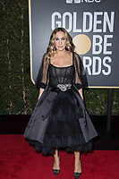 Sarah Jessica Parker attends the 75th Annual Golden Globes Awards at the Beverly Hilton in Beverly Hills, CA on Sunday, January 7, 2018.<br /> *Editorial Use Only*<br /> CAP/PLF/HFPA<br /> &copy;HFPA/PLF/Capital Pictures