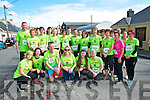 Mother's day Fun Run: The Boro Brigade who took part in the Mothers day fun run in Moyvane on Sunday last.