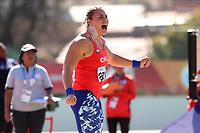Cocha 2018 Atletismo día 03