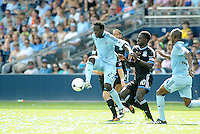 Sporting Kansas City vs. San Jose Earthquakes, May27,2012