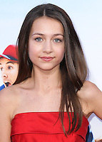 HOLLYWOOD, LOS ANGELES, CA, USA - MAY 21: Emma Fuhrmann at the Los Angeles Premiere Of Warner Bros. Pictures' 'Blended' held at the TCL Chinese Theatre on May 21, 2014 in Hollywood, Los Angeles, California, United States. (Photo by Xavier Collin/Celebrity Monitor)
