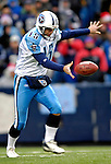 24 December 2006: Tennessee Titans punter Craig Hentrich (15) in action against the Buffalo Bills at Ralph Wilson Stadium in Orchard Park, New York. The Titans edged out the Bills 30-29.&amp;#xA; &amp;#xA;Mandatory Photo Credit: Ed Wolfstein Photo<br />