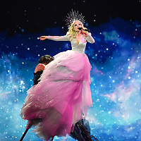 Kate Miller-Heidke (Australia)<br /> Eurovision Song Contest, Rehearsal of the first semi-final, Tel Aviv, Israel - 13 May 2019<br /> **Not for sales in Russia or FSU**<br /> CAP/PER/EN<br /> ©EN/PER/CapitalPictures