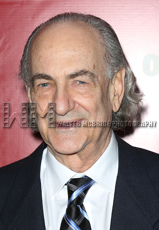 Playwright Lyle Kessler attending the Broadway Opening Night After Party for 'Orphans' at espace  in New York City on 4/18/2013...
