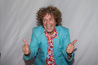 Leo Sayer during Rewind South, The 80s Festival, at Temple Island Meadows, Henley-on-Thames, England on 20 August 2016. Photo by David Horn.