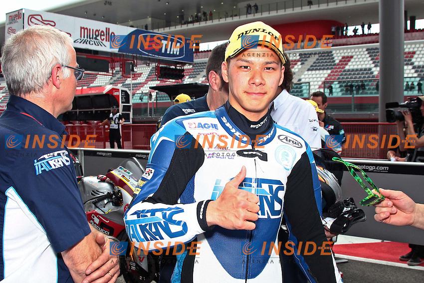 01-06-2013 Mugello (ITA)<br /> Motogp world championship<br /> in the picture: Takaaki Nakagami - Italtrans racing team <br /> Foto Semedia/Insidefoto<br /> ITALY ONLY