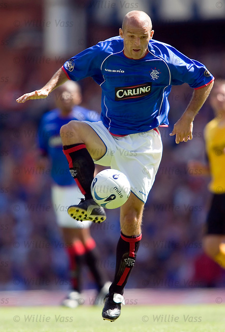 Alex Rae, Rangers.stock season 2005-2006.pic willie vass