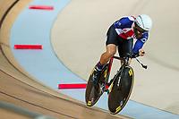 Picture by Alex Whitehead/SWpix.com - 23/03/2018 - Cycling - 2018 UCI Para-Cycling Track World Championships - Rio de Janeiro Municipal Velodrome, Barra da Tijuca, Brazil - Joseph Berenyi of the USA wins Gold