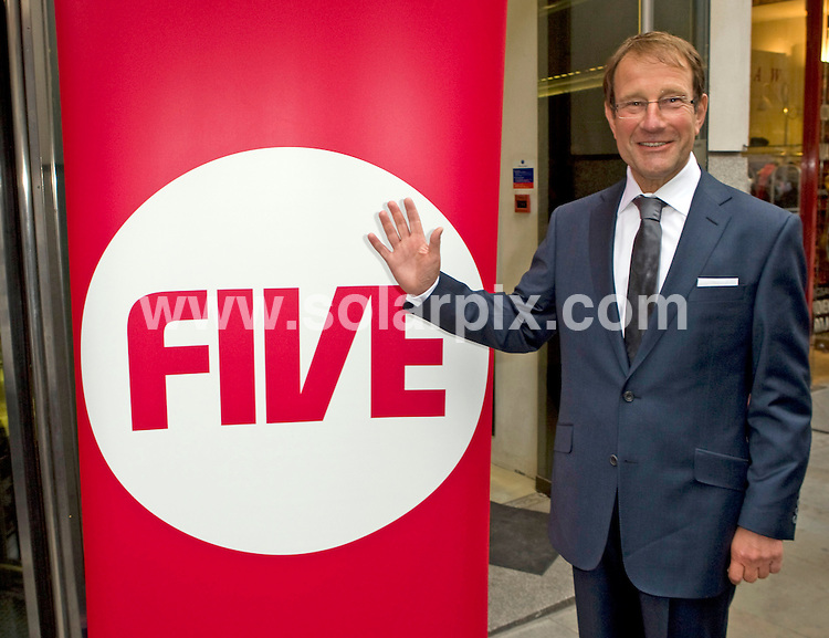**ALL ROUND PICTURES FROM SOLARPIX.COM**.**WORLDWIDE SYNDICATION RIGHTS**.Richard Desmond acquires UK Channel 5 TV - Richard Desmond, the owner of the Daily Express and Daily Star, buys Five Group from entertainment network RTL for £104m. 23 July 2010..This pic: Richard Desmond..JOB REF: 11763 SKD       DATE: 23_07_2010.**MUST CREDIT SOLARPIX.COM OR DOUBLE FEE WILL BE CHARGED**.**MUST NOTIFY SOLARPIX OF ONLINE USAGE**.**CALL US ON: +34 952 811 768 or LOW RATE FROM UK 0844 617 7637**