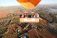 20160611 11 June Hot Air Balloon Cairns
