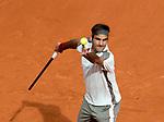 Roger Federer (SUI) defeated Oscar Otte (GER) 6-4, 6-3, 6-4