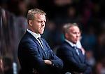 ***BETALBILD***  <br /> Stockholm 2015-09-19 Ishockey SHL Djurg&aring;rdens IF - Skellefte&aring; AIK :  <br /> Skellefte&aring;s assisterande tr&auml;nare Bert Robertsson grimaserar under matchen mellan Djurg&aring;rdens IF och Skellefte&aring; AIK <br /> (Foto: Kenta J&ouml;nsson) Nyckelord:  Ishockey Hockey SHL Hovet Johanneshovs Isstadion Djurg&aring;rden DIF Skellefte&aring; SAIK depp besviken besvikelse sorg ledsen deppig nedst&auml;md uppgiven sad disappointment disappointed dejected arg f&ouml;rbannad ilsk ilsken sur tjurig angry tr&auml;nare manager coach portr&auml;tt portrait