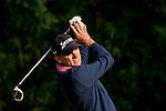 Adam Groom of Australia tees off the 15th hole during the 58th UBS Hong Kong Golf Open as part of the European Tour on 09 December 2016, at the Hong Kong Golf Club, Fanling, Hong Kong, China. Photo by Marcio Rodrigo Machado / Power Sport Images