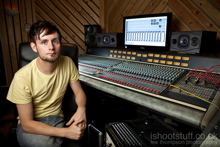 Dan Lucas Music Producer at Anchor Baby Recording Company