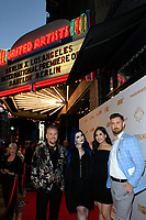 LOS ANGELES - OCT 6: PR Team at the Babylon Berlin International Premiere held at The Theatre at Ace Hotel on October 6, 2017 in Los Angeles, CA