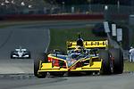 20 July 2007: Vitor Meira (BRA) at the Honda 200 at Mid-Ohio, Lexington, Ohio.