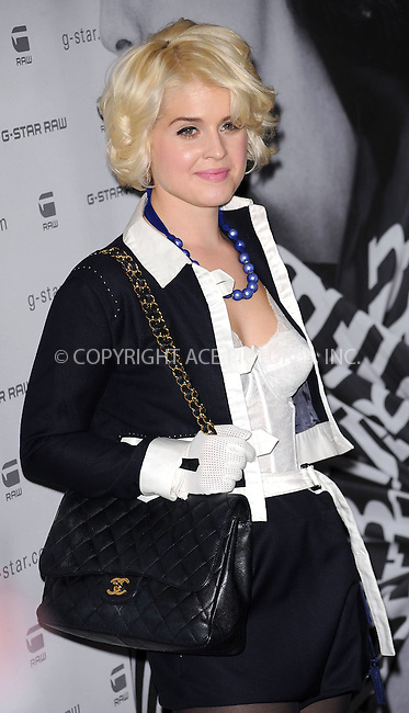 WWW.ACEPIXS.COM . . . . . ....February 16 2010, New York City....Kelly Osbourne backstage at the G-Star Raw Presents NY Raw Fall/Winter 2010 Collection at the  Hammerstein Ballroom on February 16, 2010 in New YorkCity.....Please byline: KRISTIN CALLAHAN - ACEPIXS.COM.. . . . . . ..Ace Pictures, Inc:  ..(212) 243-8787 or (646) 679 0430..e-mail: picturedesk@acepixs.com..web: http://www.acepixs.com