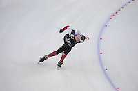 SPEEDSKATING: SOCHI: Adler Arena, 21-03-2013, Essent ISU World Championship Single Distances, Day 1, 1500m Men, Haralds Silovs (LAT), © Martin de Jong