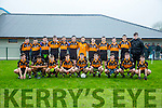 Austin Stacks at the Minor Co. League game against Firies in Farranfore on Saturday