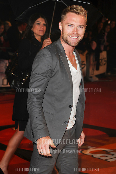 Ronan Keating arriving for the Brit Awards 2010 at Earls Court, London.  16/02'2010  Picture by:  Steve Vas / Featureflash