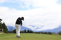 Darren Fichardt (RSA) tees off the 7th tee during Sunday's Final Round of the 2017 Omega European Masters held at Golf Club Crans-Sur-Sierre, Crans Montana, Switzerland. 10th September 2017.<br /> Picture: Eoin Clarke | Golffile<br /> <br /> <br /> All photos usage must carry mandatory copyright credit (&copy; Golffile | Eoin Clarke)