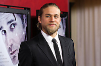 "[(FILE) Actor Charlie Hunnam has dropped out of the lead role of character Christian Grey in the ""Fifty Shades of Grey"" (2014) film adaptation. ""The filmmakers of 'Fifty Shades of Grey' and Charlie Hunnam have agreed to find another male lead given Hunnam's immersive TV schedule which is not allowing him time to adequately prepare for the role of Christian Grey,"" Universal Pictures said in a statement, obtained by The Hollywood Reporter.] HOLLYWOOD, CA - NOVEMBER 29: Actor Charlie Hunnam arrives at the 'Deadfall' Los Angeles premiere at ArcLight Hollywood on November 29, 2012 in Hollywood, California. (Photo by Xavier Collin/Celebrity Monitor)"