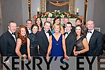 Enjoying the Irish Hotel Federation Christmas Ball in The Malton Hotel last Friday night were (L-R) Sean Kelly, Michelle Rosney, Una Brosnan, Ger and Sandra Quirke, Jason Kiernan, Marie O'Keefe, Anthony Walsh, Finnbarr Kennelly, Cara Fuller, Con Stack, Linda Kennelly, Declan Fuller and Fiona Walsh.