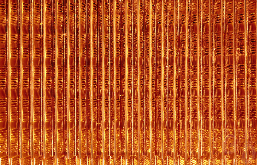 Texture of Copper from a Radiator